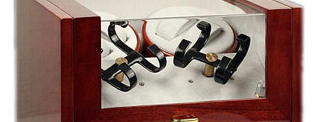 Watch winder il blog di a cura di aldo - Porta orologi automatici ...
