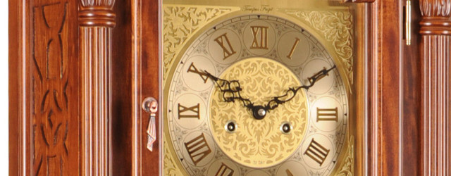 Orologio a pendolo a colonna Tempus Fugit 1G7L11, il famoso ...